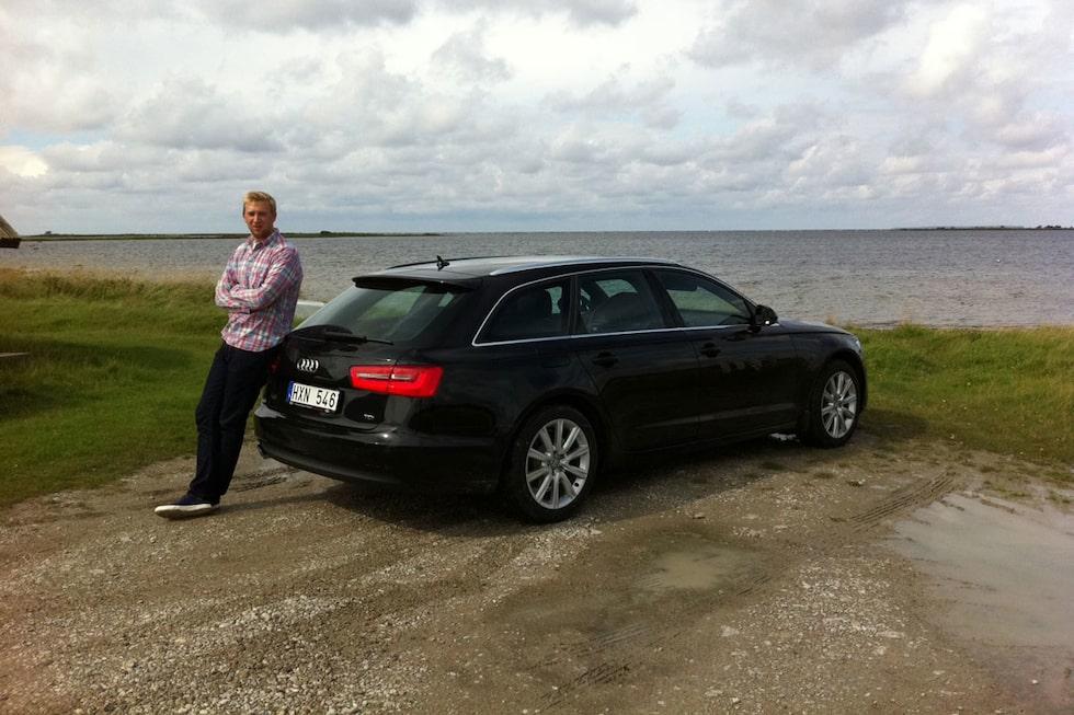 Nya Audi A6 Avant