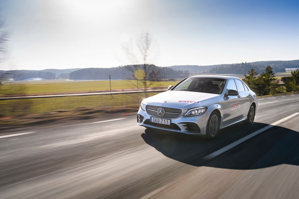Mercedes C 220 d SE Edition 2019