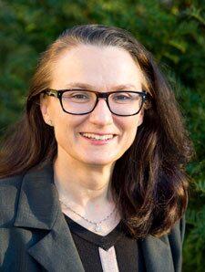 Svetlana Bajalica Lagercrantz, överläkare inom ärftlig cancer.