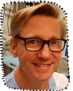 Magnus Domellöf, överläkare och professor i pediatrik
