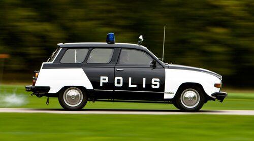 Saab 95 1977.