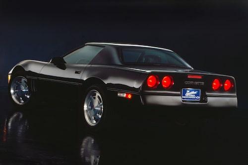 Chevrolet Corvette, 1990.