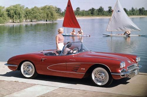 Chevrolet Corvette, 1960.