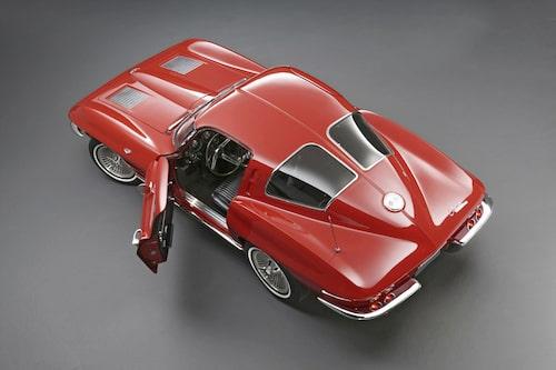 Chevrolet Corvette, 1963