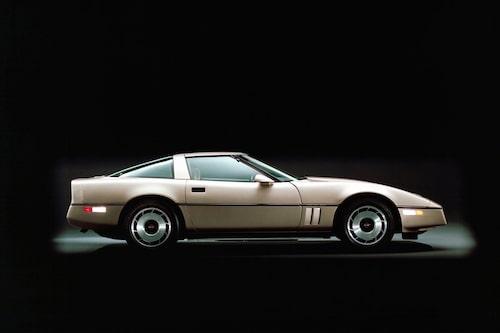 Chevrolet Corvette, 1984.