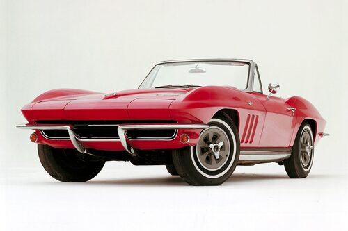 Chevrolet Corvette, 1965.