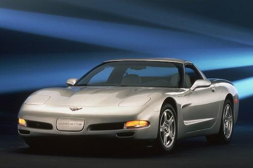 Chevrolet Corvette, 1997.