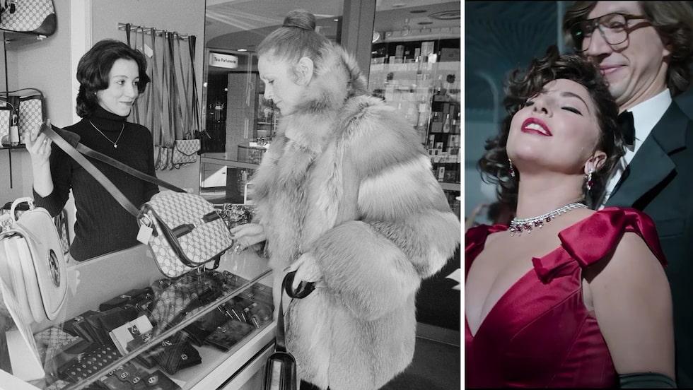 Det italienska modehuset Gucci firar hundra år och i november kommer filmen House of Gucci med Lady Gaga och Adam Driver.