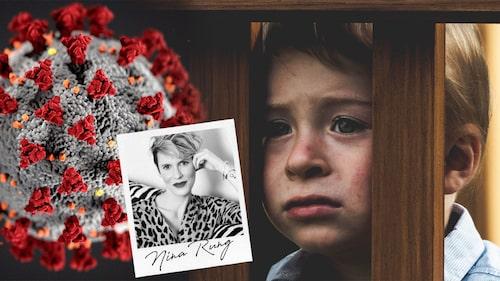 """""""Vart sjunde barns utsätts för våld av en förälder, dessutom lever vart femte barn i en riskmiljö med antingen psykisk sjukdom, missbruk eller riskbruk av alkohol,"""" säger kriminolog Nina Rung."""