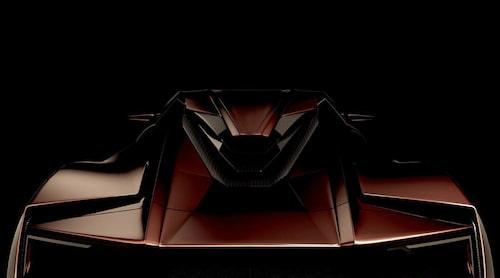 ... skalet kommer ett chassi i kolfiber stå för grundstommen, med en dubbelturbomatad, mittmonterad sexa på omkring 750 hästkrafter som motorbestyckning.