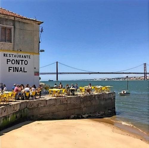 Restaurangen Porto Final.