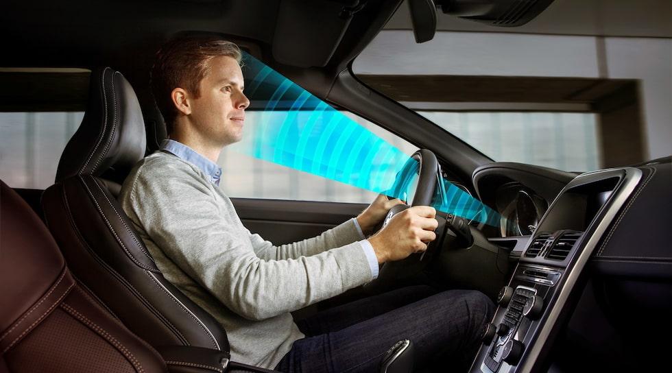 Volvo Driver State Estimation-sensor