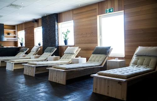 En stunds lugn och ro hittar du på Umeå Spa.