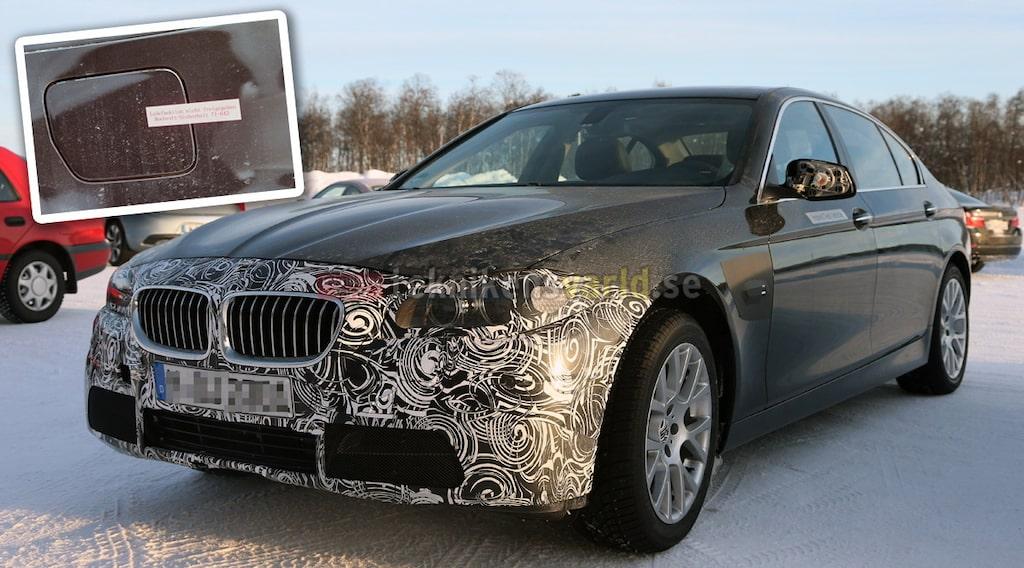 BMW 5-serie Plug-in Hybrid