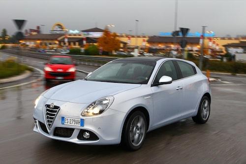 Alfa Rome Giulietta 2014