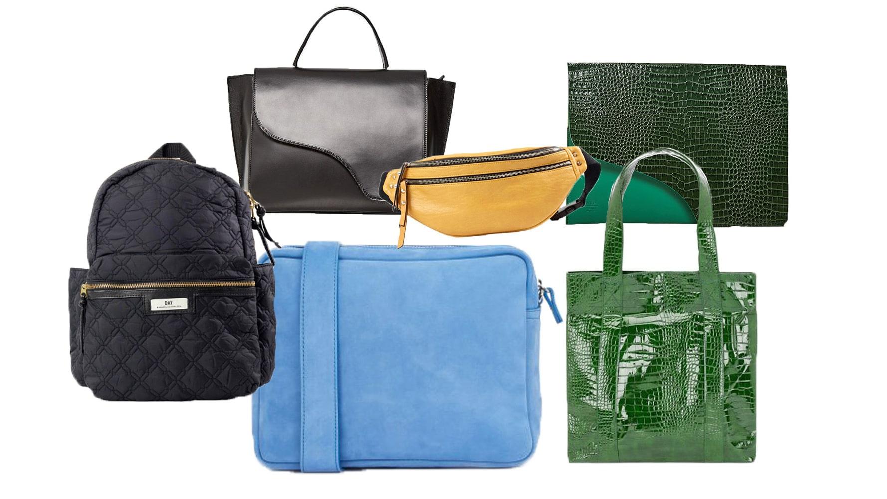 15 väskor att bära hösten 2018 — praktiska och snygga
