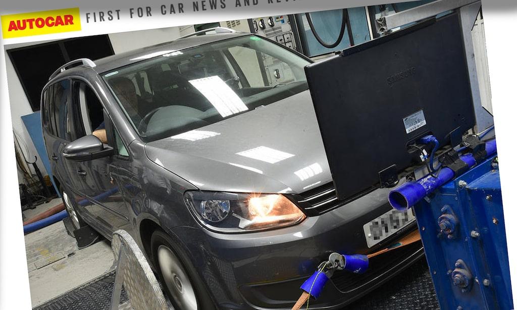 Brittiska Autocar har också testat Volkswagenbilar, och kommit fram till att förbrukningen ökar