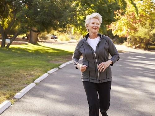 Med smarta knep kan man göra löpningen roligare.