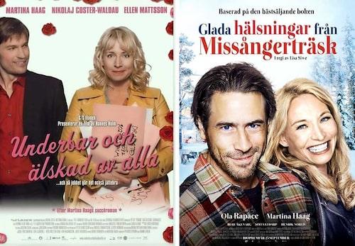 Martinas filmer: Underbar och älskad av alla och Glada hälsningar från Missångerträsk.