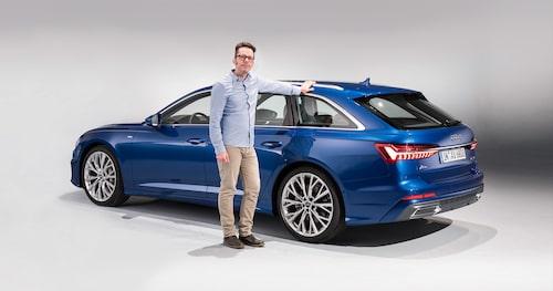 Teknikens Världs reporter och fotograf Patrik Lindgren har redan varit och bekantat sig med nya Audi A6 Avant. Blir du nyfiken på vad han har att säga om bilen? Då ska du helt klart läsa Teknikens Värld nummer 10/2018 som kommer i nästa vecka, närmare bestämt den 19 april.