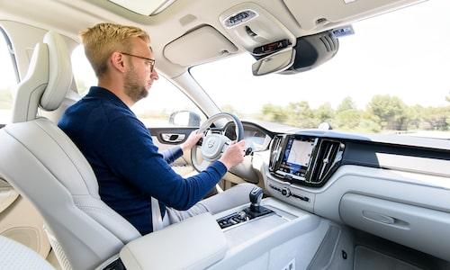 Volvo XC60 är främsta valet hos männen.