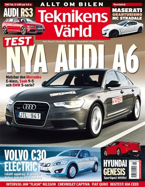Teknikens Värld nummer 8 / 2011