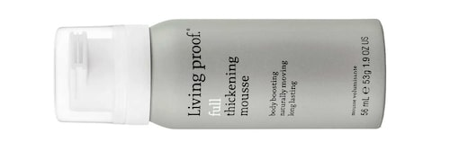 Bäst i test: Living proof – Full Thickening Mousse.
