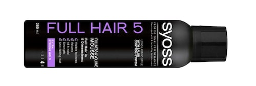 Syoss Full Hair 5 mousse.