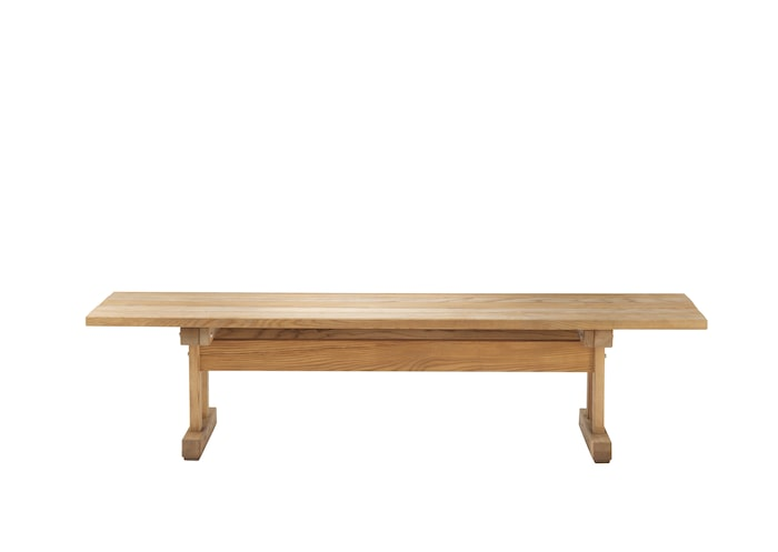 Bänk Ermelunden i termoask, av Børge Mogensen, 9 999 kr, FDB møbler.