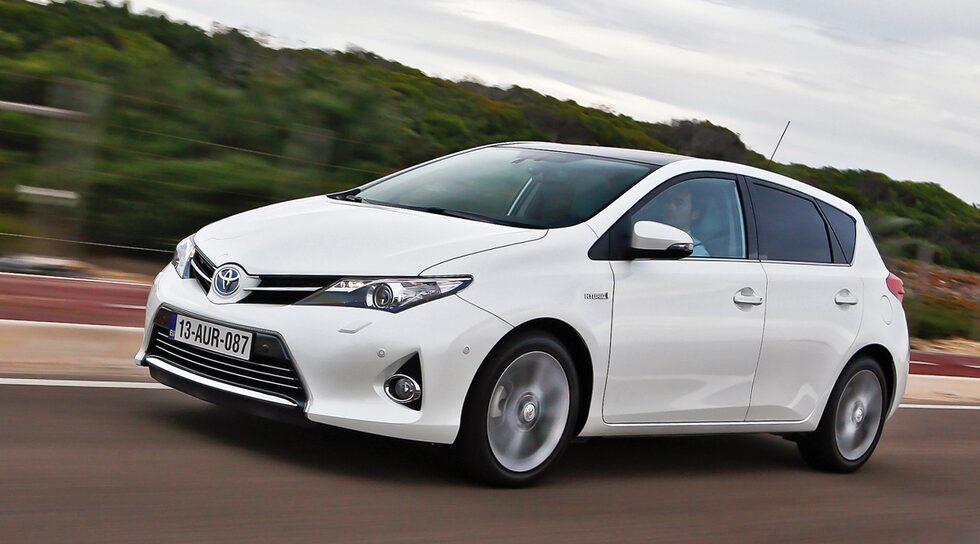 Toyota Auris 1,8 VVT-i Hybrid