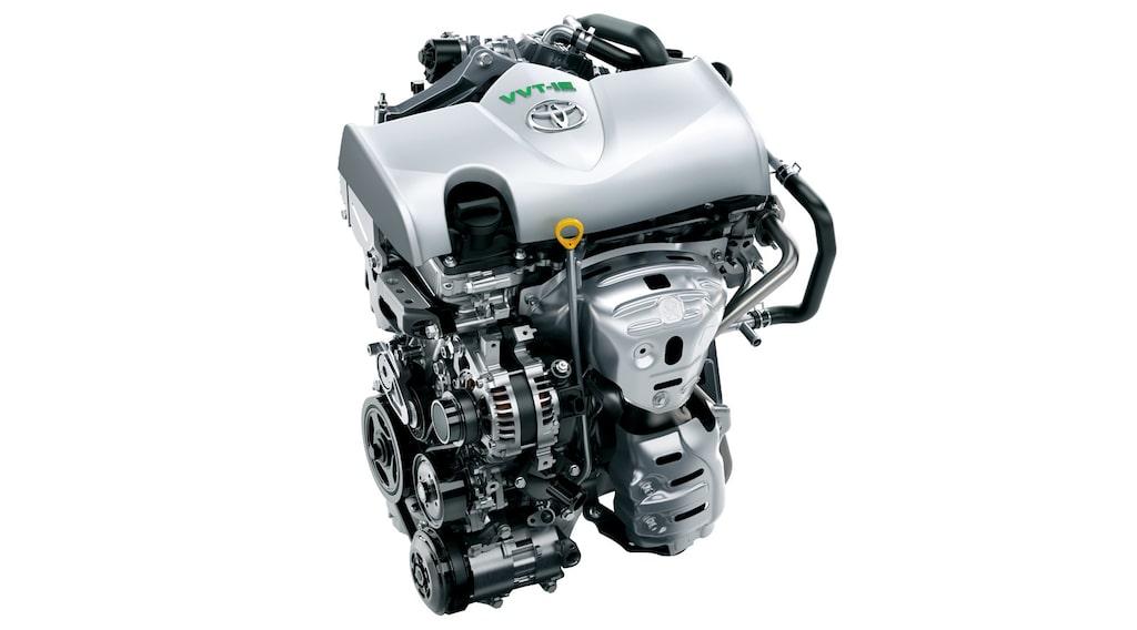 Toyota VVT-iE bensinmotor