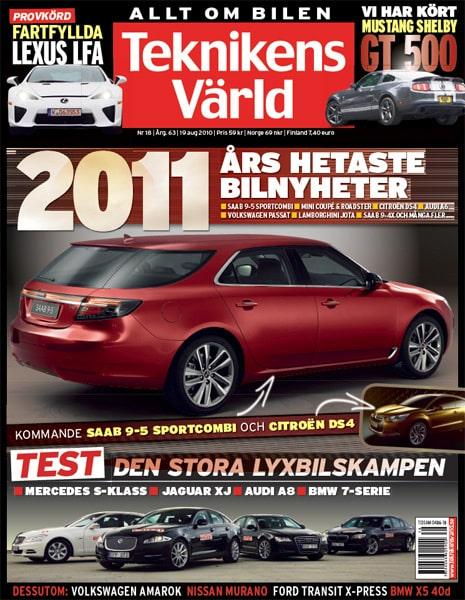 Teknikens Värld nummer 18 / 2010