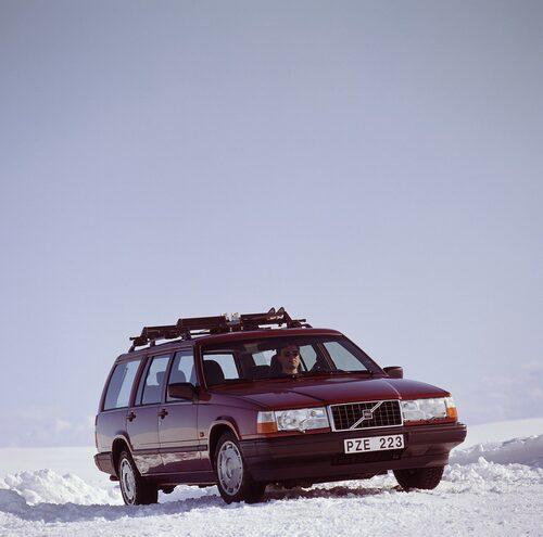 Plats 9: Volvo 940, 292 filmer.