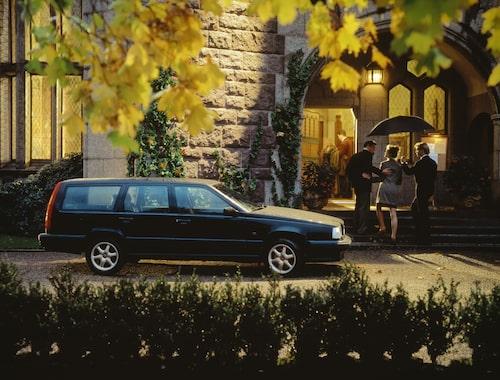 Plats 7: Volvo 850, 334 filmer.