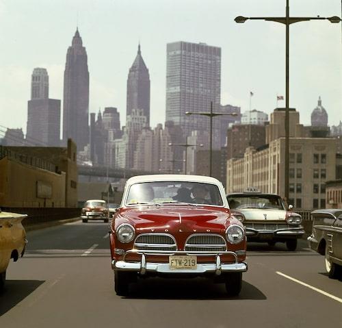 Plats 5: Volvo Amazon, 548 filmer.