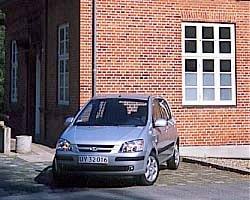 Provkörning av Hyundai Getz 1,3