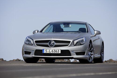 Kan en bil vara snyggare i verkligheten än på bild? Det tycker PeO Kjellström som föll pladask för SL 63 AMG.