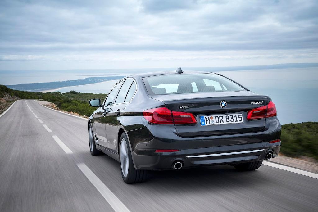 Nya chassit är väl-balanserat. Tyska industrirykten gör gällande att BMW och Mercedes samarbetat!