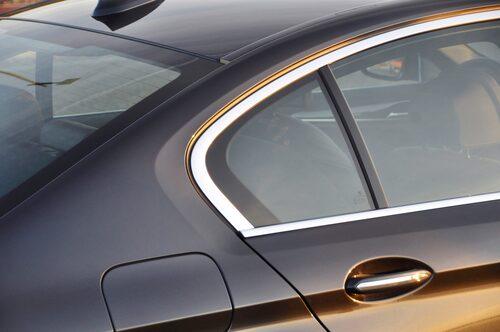 Omtänksamt och varsamt utformad väcker nya BMW 5-serie ingen anstöt alls.