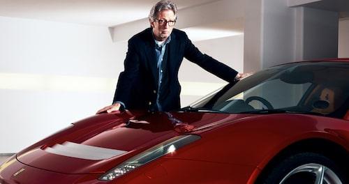 Ferrari SP12 EC, specialbeställd av Eric Clapton.
