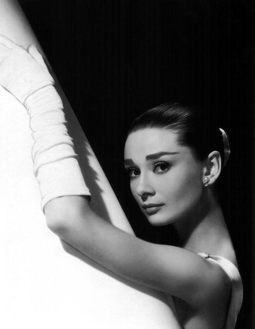 Audrey Hepburn 1957.