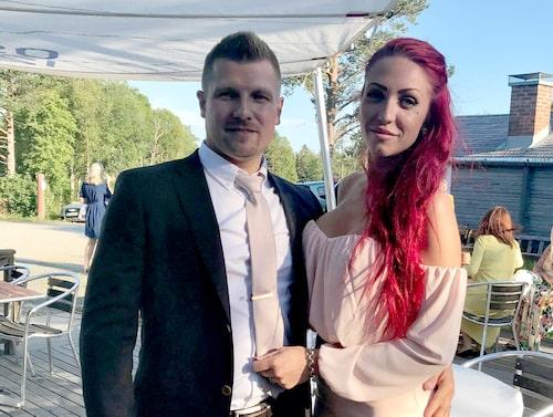 Marika och Jens är öppna med sitt swingersliv.