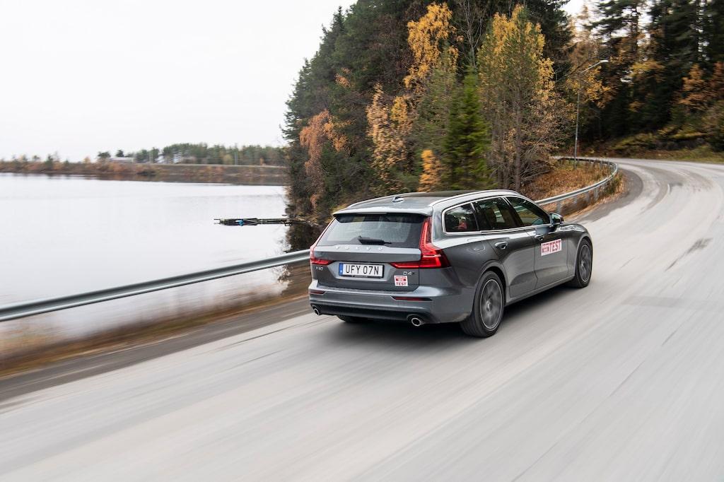 Så här ser den ut, Sveriges mest sålda bil under året som gått. Tvåa? Volvo S/V90.