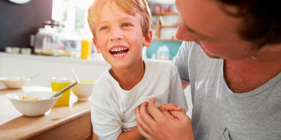 Mindre stress och mer tid för frukost och kramar – bättre morgonrutiner står högt på många föräldrars önskelista!