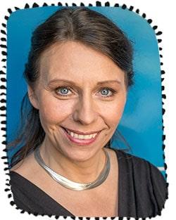 Jenny Klefbom är psykolog med egen verksamhet.