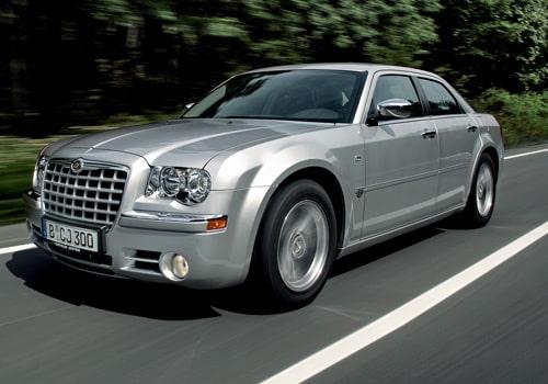 Chrysler 300 C 3,0 CRD