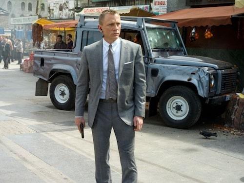 Daniel Craig i Skyfall.