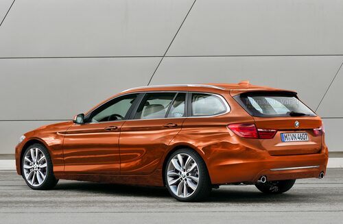 En ny generation BMW 5-serie kommer under slutet av år 2016. Så här väntas den se ut i Touring-utförande (G31).
