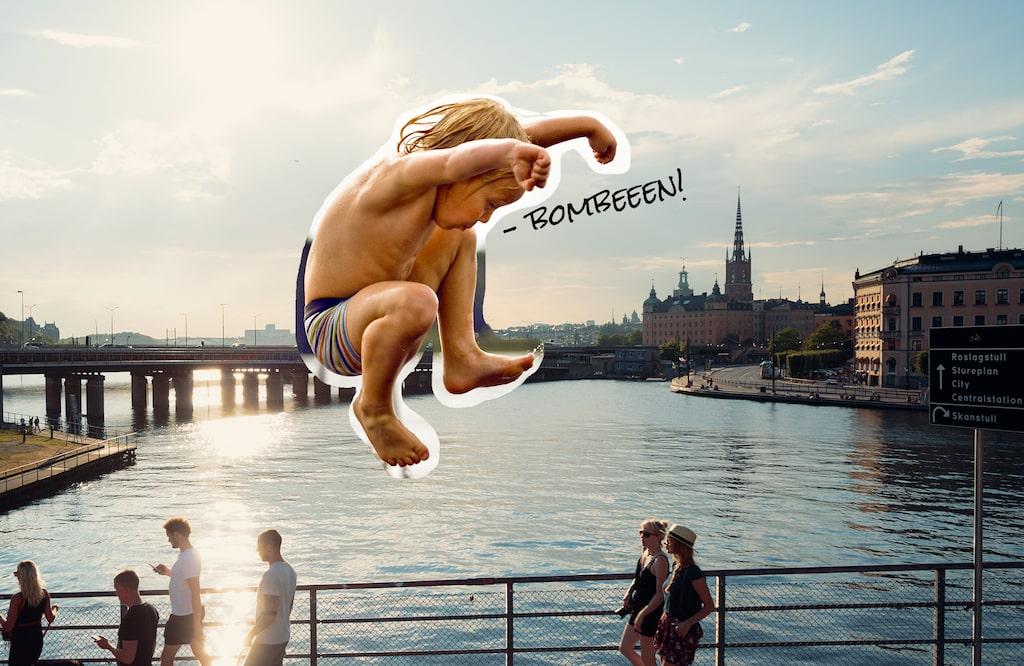 Tips på saker och aktiviteter att göra med barn i Stockholm.