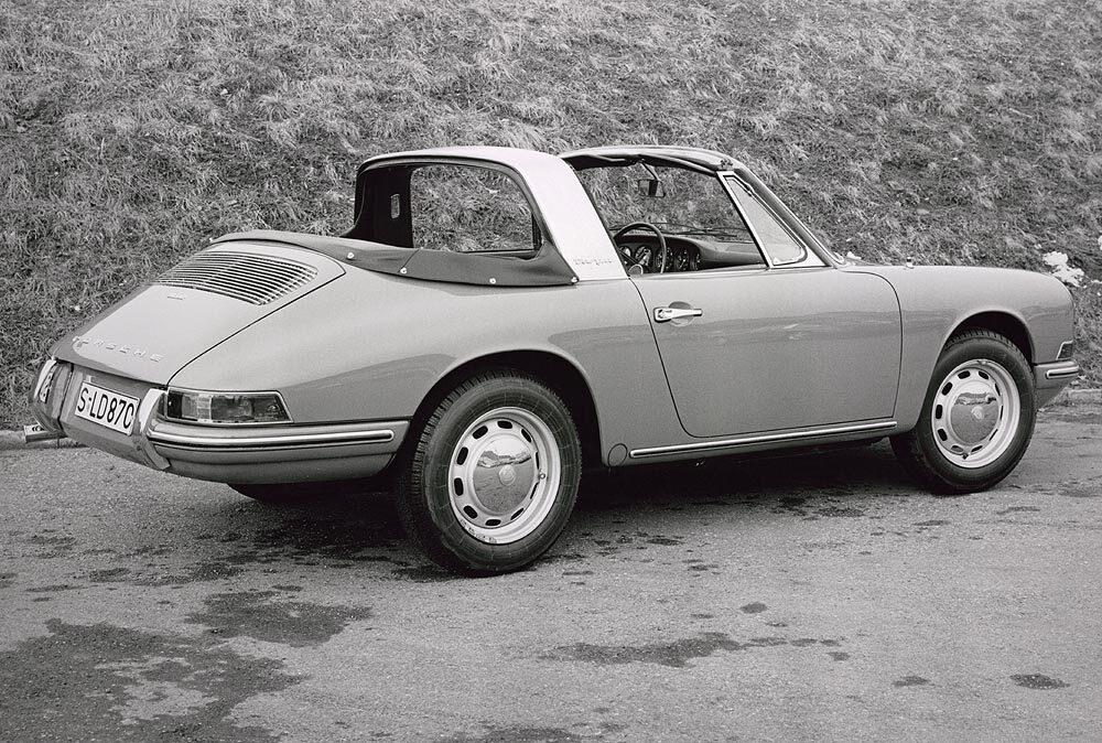 Porsche 911 Targa från 1968.